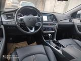 Hyundai Sonata 2018 года за 8 800 000 тг. в Алматы – фото 4