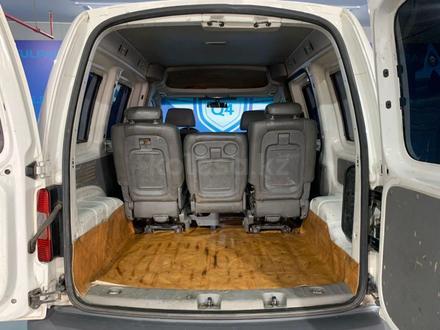 Volkswagen Caddy 2008 года за 3 300 000 тг. в Алматы – фото 8