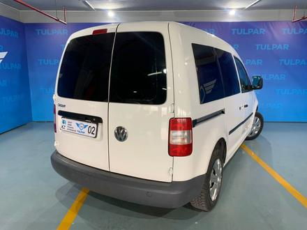 Volkswagen Caddy 2008 года за 3 300 000 тг. в Алматы – фото 2