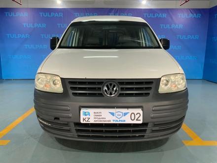 Volkswagen Caddy 2008 года за 3 300 000 тг. в Алматы – фото 3