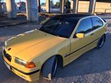 BMW 318 1994 года за 1 200 000 тг. в Актобе – фото 3