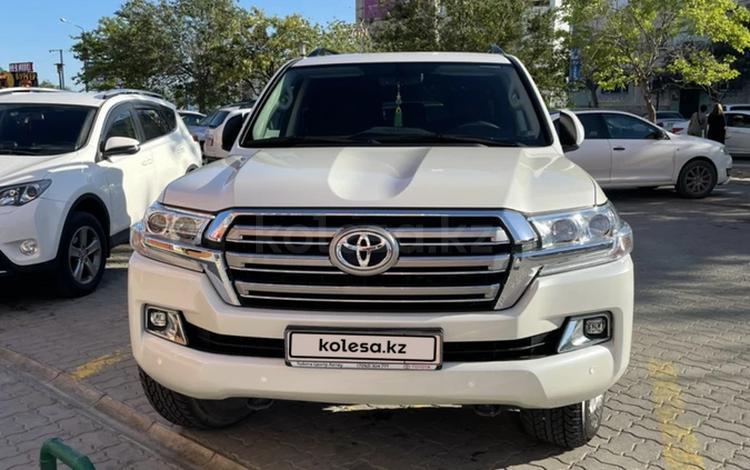 Toyota Land Cruiser 2019 года за 31 000 000 тг. в Актау