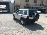 Land Rover Freelander 2002 года за 2 700 000 тг. в Шымкент – фото 4