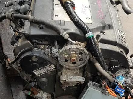 Двигатель Хонда Одиссей каробка Автомат привозной с Японии в Алматы – фото 2
