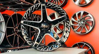 Комплект дисков 18/5/114, 3 Lexus за 200 000 тг. в Нур-Султан (Астана)
