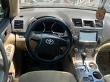 Toyota Highlander 2010 года за 9 000 000 тг. в Кызылорда – фото 4