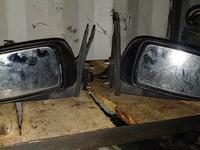 Зеркало L + R зеркала пара Мазда Mazda 626 Птичка за 14 000 тг. в Алматы