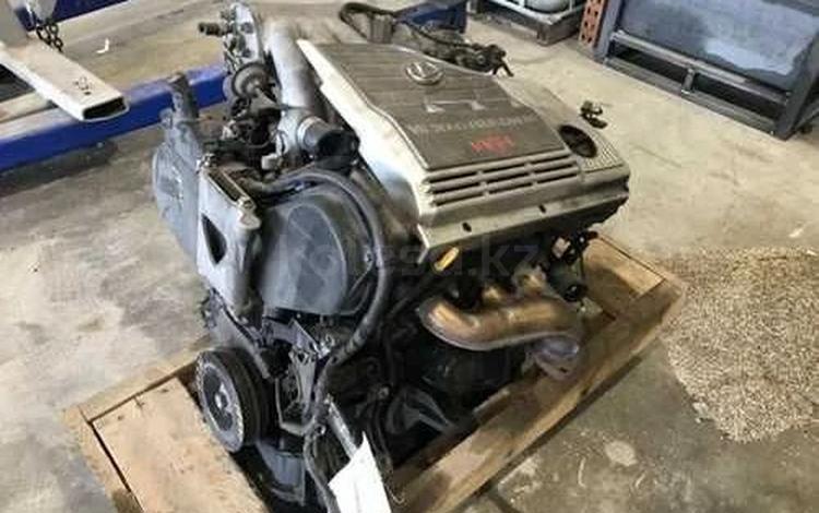 Двигатель Lexus es300 (лексус ес300) за 200 000 тг. в Алматы