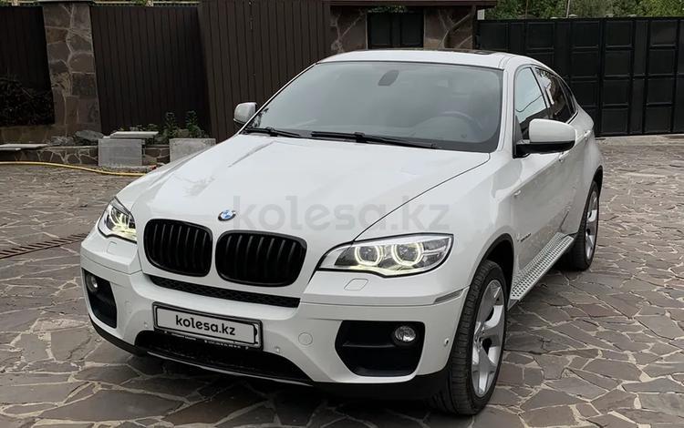 BMW X6 2013 года за 13 200 000 тг. в Алматы