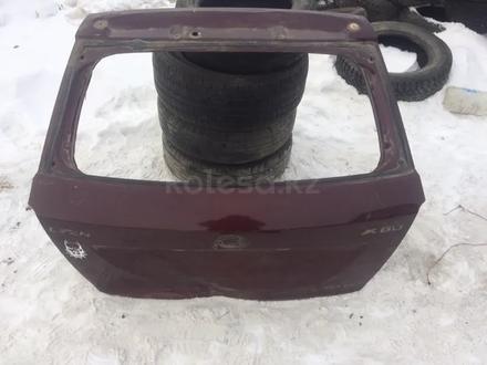 Крышка багажника Lifan X60 1 ПОКОЛЕНИЕ 1.8 2012 задн. (б/у) за 42 000 тг. в Костанай