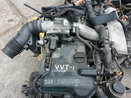 Двигатель на Toyota Mark II Qualis за 101 010 тг. в Алматы