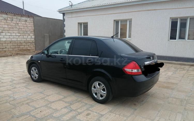 Nissan Tiida 2007 года за 2 700 000 тг. в Актау