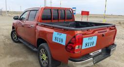 Toyota Hilux 2018 года за 16 000 000 тг. в Атырау