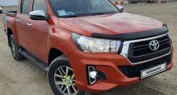 Toyota Hilux 2018 года за 16 000 000 тг. в Атырау – фото 2