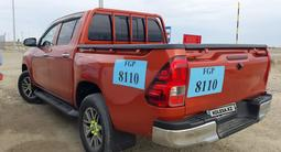 Toyota Hilux 2018 года за 16 000 000 тг. в Атырау – фото 3