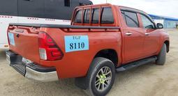 Toyota Hilux 2018 года за 16 000 000 тг. в Атырау – фото 4
