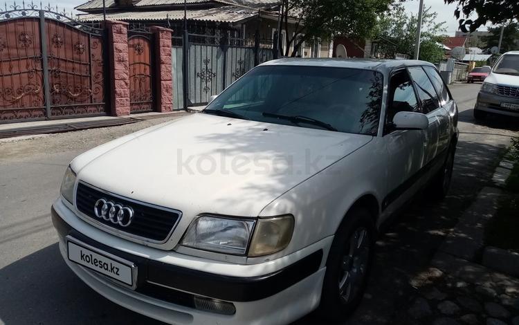 Audi 100 1993 года за 1 500 000 тг. в Талдыкорган