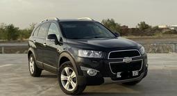 Chevrolet Captiva 2012 года за 5 400 000 тг. в Уральск