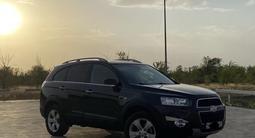Chevrolet Captiva 2012 года за 5 400 000 тг. в Уральск – фото 3