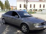 Audi A6 2001 года за 3 500 000 тг. в Кызылорда – фото 2