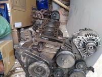 Мотор на запчасти каробка за 70 000 тг. в Аксай