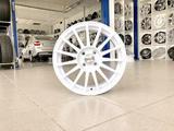 Диски литые Прома RS 4x100 r16# 1 белые спицы за 30 250 тг. в Тольятти – фото 2