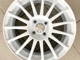 Диски литые Прома RS 4x100 r16# 1 белые спицы за 30 250 тг. в Тольятти – фото 3