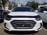 Hyundai Elantra 2018 года за 6 900 000 тг. в Алматы
