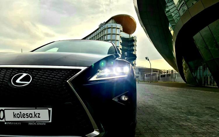 Lexus RX 200t 2016 года за 20 300 000 тг. в Нур-Султан (Астана)
