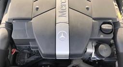 Двигатель на мерседес 112/113 навесное оборудование за 11 111 тг. в Алматы
