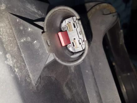 Радиаторы (кассета) + вентилятор Mercedes w208 за 60 783 тг. в Владивосток – фото 14