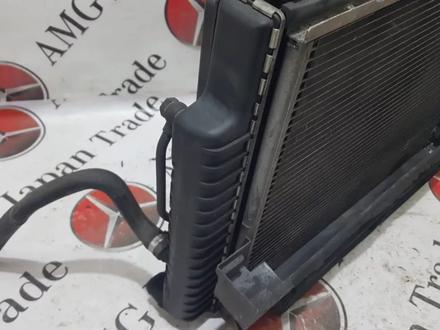Радиаторы (кассета) + вентилятор Mercedes w208 за 60 783 тг. в Владивосток – фото 9