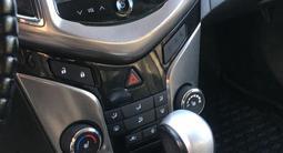 Chevrolet Cruze 2014 года за 4 200 000 тг. в Атырау – фото 3