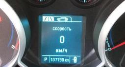 Chevrolet Cruze 2014 года за 4 200 000 тг. в Атырау – фото 4