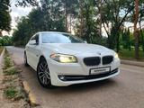 BMW 520 2013 года за 9 500 000 тг. в Алматы