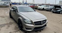 Mercedes-Benz CLS 63 AMG 2011 года за 11 000 000 тг. в Уральск – фото 4