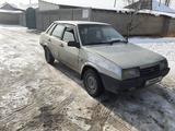 ВАЗ (Lada) 21099 (седан) 2002 года за 850 000 тг. в Тараз
