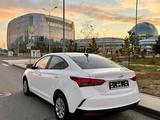 Hyundai Accent 2021 года за 8 150 000 тг. в Нур-Султан (Астана) – фото 3