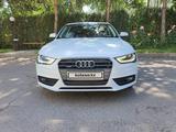 Audi A4 2013 года за 6 500 000 тг. в Алматы – фото 5