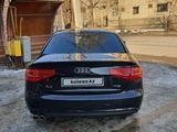 Audi A4 2013 года за 6 500 000 тг. в Шымкент – фото 2