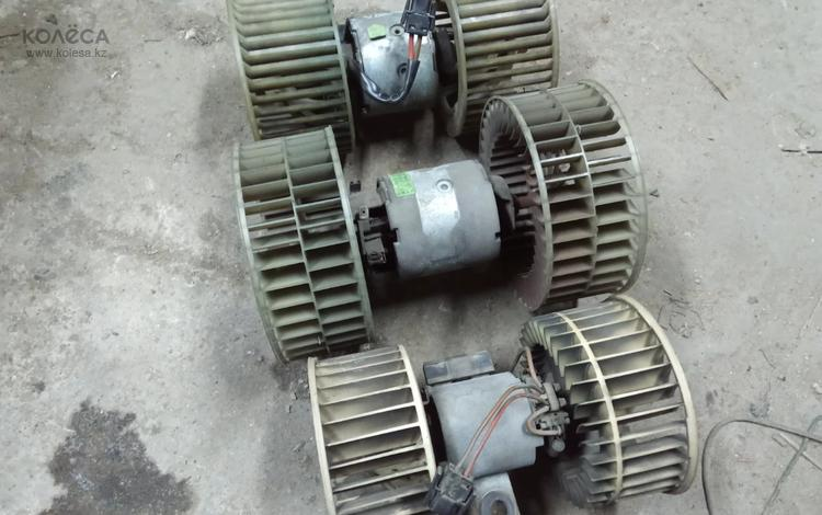 Моторчик печки bmw e34 за 10 000 тг. в Усть-Каменогорск