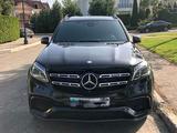 Mercedes-Benz GLS 63 AMG 2017 года за 68 000 000 тг. в Алматы – фото 2