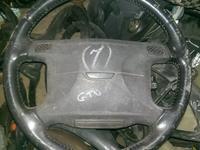 Руль на Mitsubishi Gto 1990-2000 Митсубиси ГТО 3000gt с подушкой за 10 000 тг. в Алматы