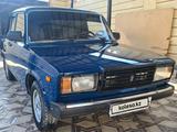 ВАЗ (Lada) 2107 2008 года за 920 000 тг. в Шымкент