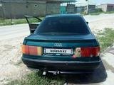 Audi 90 1990 года за 450 000 тг. в Шымкент – фото 4