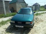 Audi 90 1990 года за 450 000 тг. в Шымкент – фото 5
