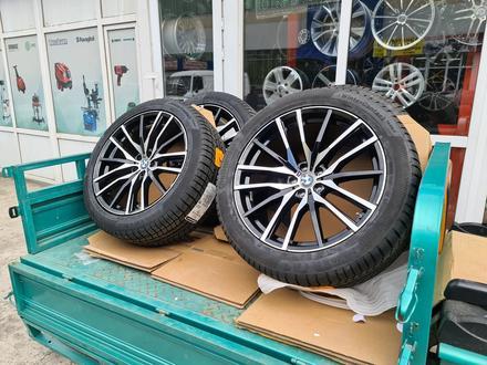 Диски BMW X7 5/112 Continental за 1 060 000 тг. в Алматы – фото 10