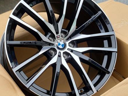 Диски BMW X7 5/112 Continental за 1 060 000 тг. в Алматы – фото 3