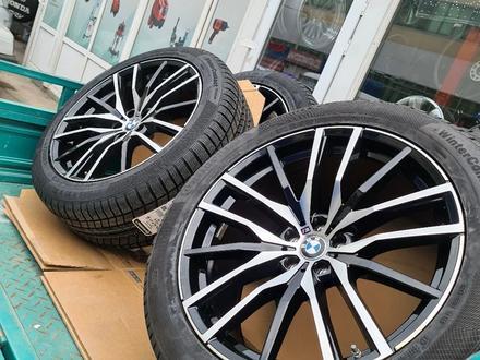 Диски BMW X7 5/112 Continental за 1 060 000 тг. в Алматы – фото 4
