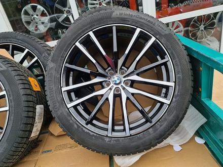 Диски BMW X7 5/112 Continental за 1 060 000 тг. в Алматы – фото 7